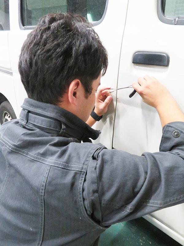 サービススタッフ★ライフスタイルにあわせた働き方★運転免許があればOK!イメージ1