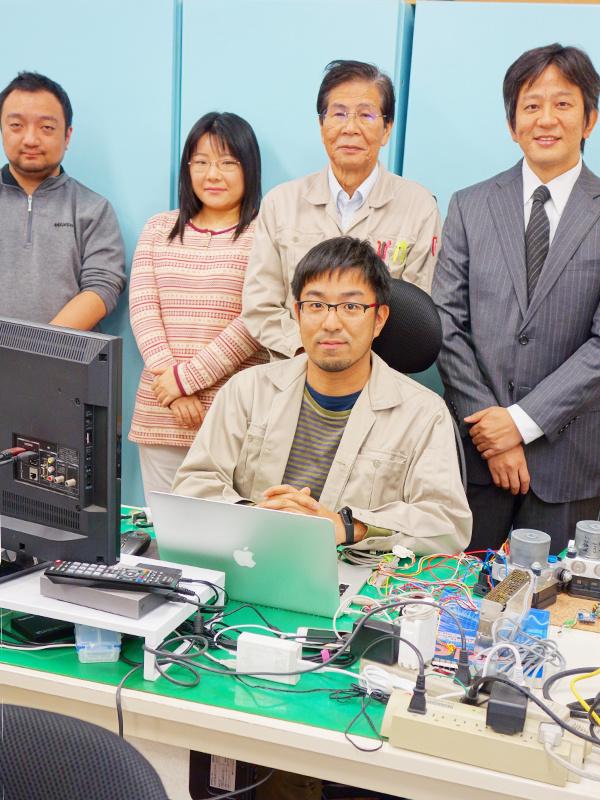 システムエンジニア(トヨタ・ホンダ・スズキの自動車作りを支える会社)イメージ1