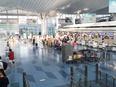 グランドスタッフ ★羽田空港 国際線業務拡大につき50名の正社員を積極採用!2
