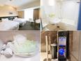 ホテルのフロントスタッフ<今年1月にオープンしたホテル/社員定着率97.3%/昨年度賞与約70万円>3