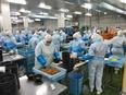 生産管理 ◎大手食品メーカーの工場での勤務/5日以上の連続休暇あり3