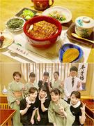 鰻・日本料理店の接客係 ◎江戸末期から多くの文化人に愛されてきたお店です。1