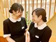 鰻・日本料理店の接客係 ◎江戸末期から多くの文化人に愛されてきたお店です。3
