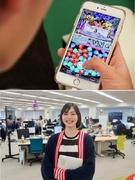 未経験歓迎のゲームプランナー ★全世界1,000万DLを記録したゲームアプリの企画に携わる!1