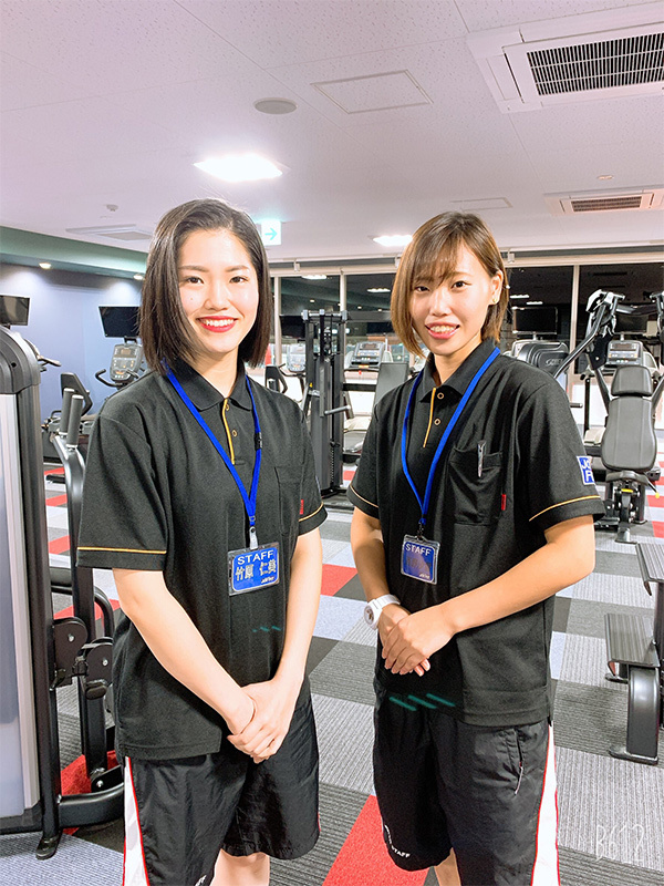 フィットネスジム『JOYFIT』『FIT365』の運営スタッフ〈東証二部上場企業〉イメージ1