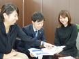 事務 ◎東証一部上場企業のグループ◎『フラット35』の契約に関わるお仕事◎年収例430万円/3年目3