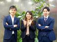 営業 ◎成長率151%企業の新ビジネス/入社1年でリーダーとして活躍しているメンバーも!3