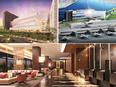 ホテル総合職(フロント業務など)★中途入社者は約70%/来年、羽田空港と有明に新ホテルオープン!3