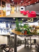 空間設計デザイナー ★オフィス・店舗を担当/直接取引中心/フレックスタイム制1