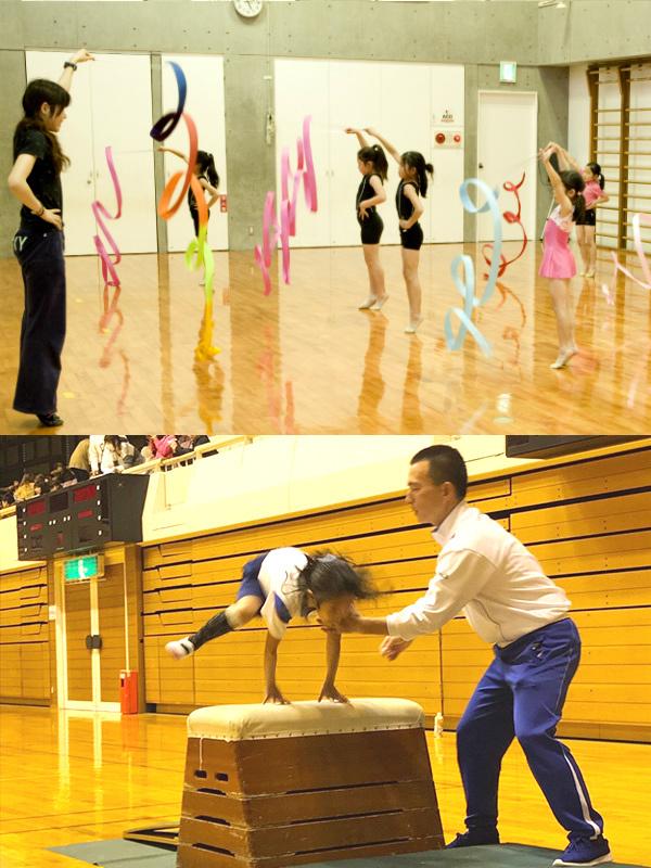 幼児体育のインストラクター(未経験歓迎)◎サッカー、器械体操、新体操、チア、ダンスの経験が活かせますイメージ1
