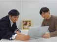 Webディレクター ★ナショナルクライアントの元請けとして業務を担当。3