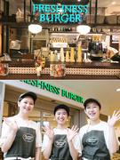 バーガーカフェの店長候補|東証一部上場グループ ★お店作りは自由(BGM等)★首都圏エリア大規模採用1