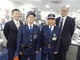 警備スタッフ(管理者候補/未経験歓迎)◎横浜ベイエリアの施設で働くオープニング社員も同時募集中!3