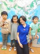 バイリンガルスタッフ★グローバルな環境で、子どもたちと一緒に英語力アップ★残業月10h以下1