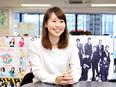 WEBサイトの運営スタッフ(日本を代表する全員男性のダンス&ヴォーカルユニットやモデルなど)2