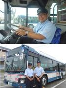 バスの運転士│有休取得率80%/普通免許(AT限定)でOK/社員食堂あり◎最長70歳まで勤務可!1
