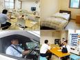 バスの運転士│有休取得率80%/普通免許(AT限定)でOK/社員食堂あり◎最長70歳まで勤務可!3