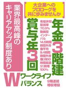 【ITエンジニア】賞与3回!年金3階建て!大企業へ鞍替え予定!残業月平均9.4h!休日129日!1