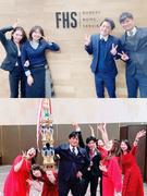 省エネ住宅の提案営業☆催事型イベントでチームで楽しく♪☆未経験者歓迎1