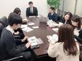 省エネ住宅の提案営業☆催事型イベントでチームで楽しく♪☆未経験者歓迎2