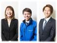 営業 ★平均月収50万円以上!★スピード昇格可能!★入社祝い金『20万円』支給|転勤なし3