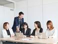 人材系営業(すでに契約が成立している大手企業との取引を維持する仕事)2