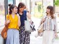 販売スタッフ★スイーツショップなど!週2~3日休み!昇給賞与年2回!残業平均12h/月!3
