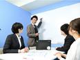 セールスPRプランナー ★未経験から月給25万円以上 ★残業1日平均30分以内3