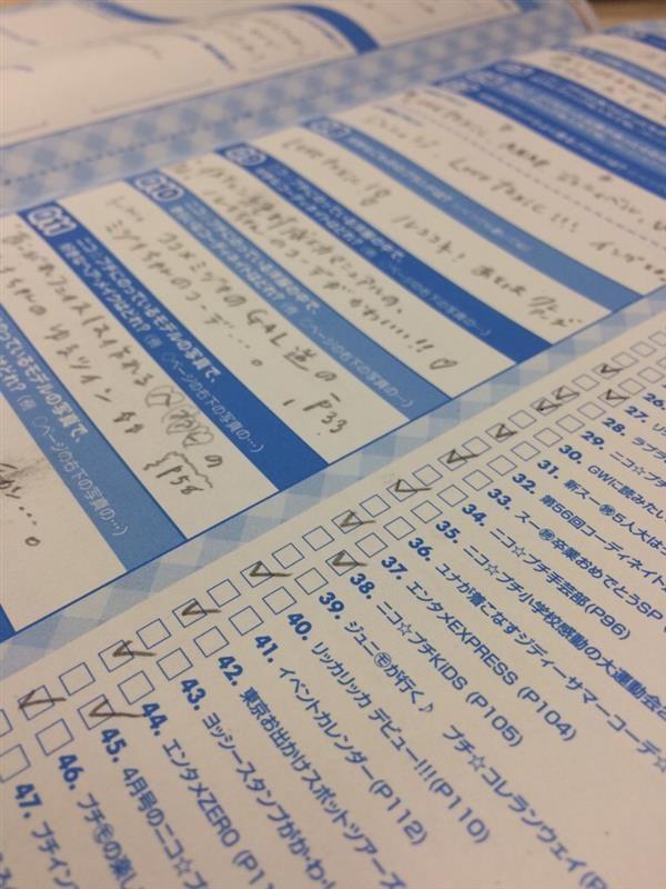 小学生向けファッション雑誌『ニコ☆プチ』の編集スタッフ(未経験歓迎!)イメージ1